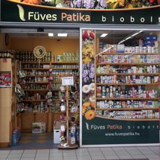Füves Patika Biobolt - Auchan Csömör
