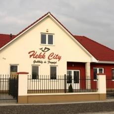 Hekk City Grillház és Fagyizó