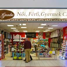 La Gamba Cipőbolt - Auchan Csömör