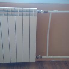 Panellakásban radiátor csere