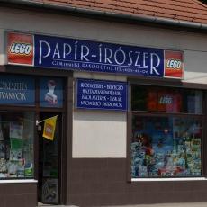 Papír-Írószer, Lego (Gem-1991 Bt.)