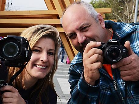 Fotótanfolyam a Fotó Art Fotósiskolában