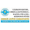 Teréki Gázkészülék-Víz-Gáz-Fűtés