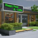 Happy Food & coffe
