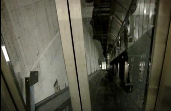 Ilyen a ferdepályás lift (fotó: Elevator for Finlands)